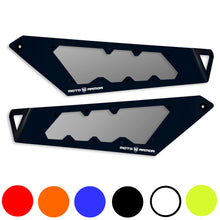 Moto Armor RZR 900/1000 HEADLIGHT COVERS WITH LENSES (6 COLORS)