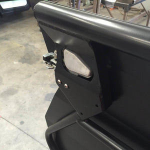 SDR Hi-Bred Bolt-in Doors | RZR XP 4 1000 4 Seater