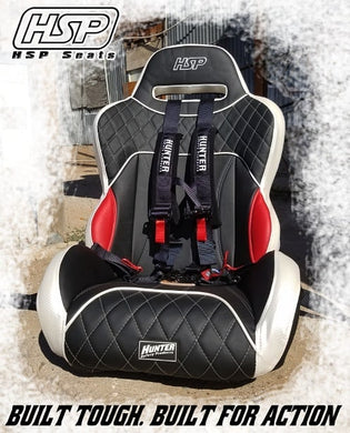 Hunter Safety Products Rage Seat for Polaris RZR