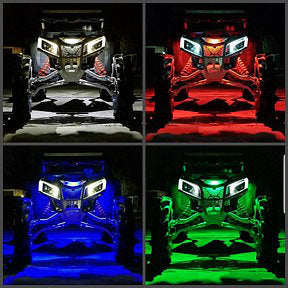 Infinite Offroad Single Color Rock Light Kit