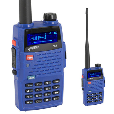 V3 Dual Band Handheld Radio 2-Pack
