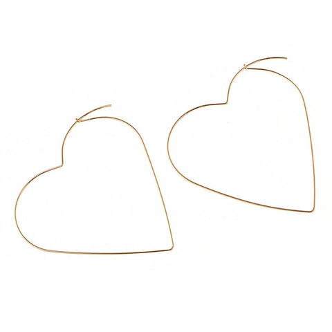 Fun Heart Earrings