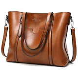 Perfect Faux Leather Handbag