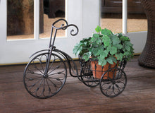 Load image into Gallery viewer, Bicycle Plant Stand
