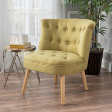 Load image into Gallery viewer, Donna Plush Modern Tufted Accent Chair