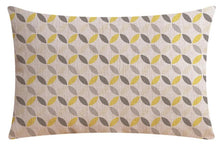 Load image into Gallery viewer, Rhombus Headrest Throw Cushion