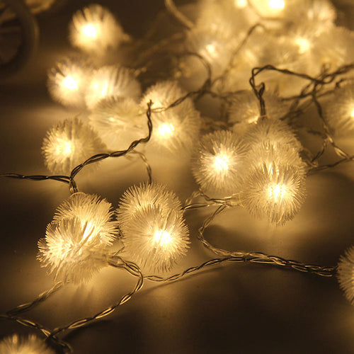 Dandelion Shaped  String Light