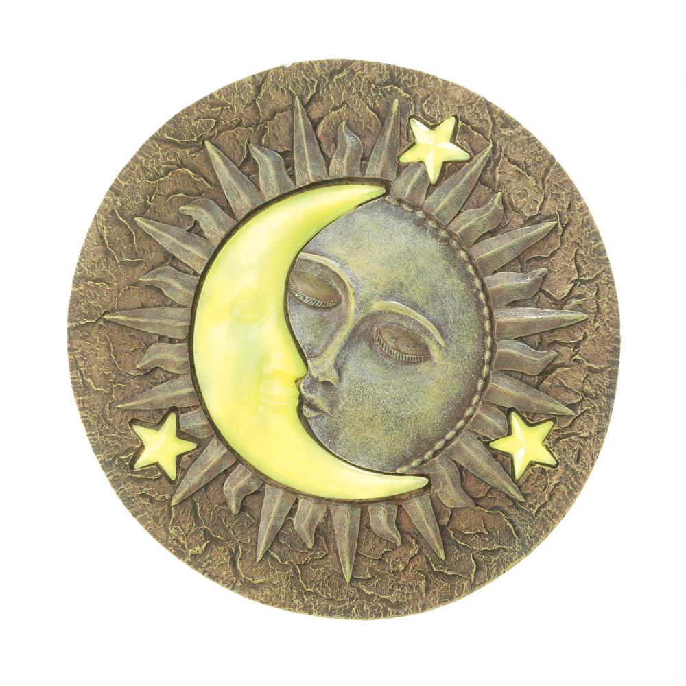 Sun/Moon Glowing Stepping Stone