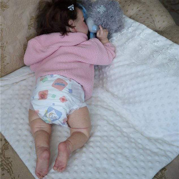 reborndollsshop bestseller 22'' Cute Sylvia Reborn Baby Doll - Great for Birthday Present