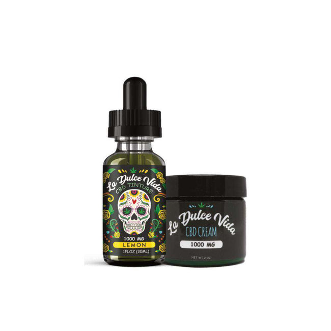 Limited Time Offer - 1000mg CBD Wellness Bundle