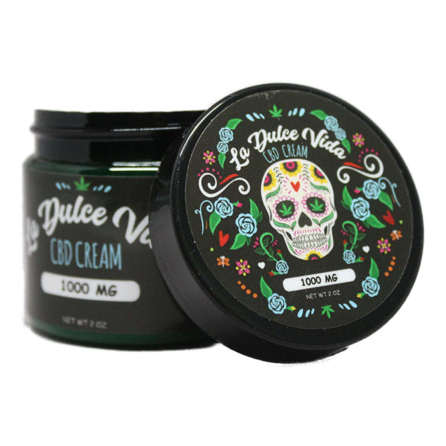 La Dulce Vida Hemp CBD Cream for Pain