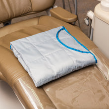 DentaCalm™ Practice Kit - 3 Weighted Dental Blankets:  Regular, Heavy and Pediatric