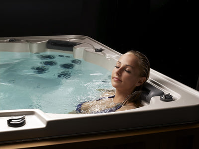 Hot Tub Therapy / Health Benefits