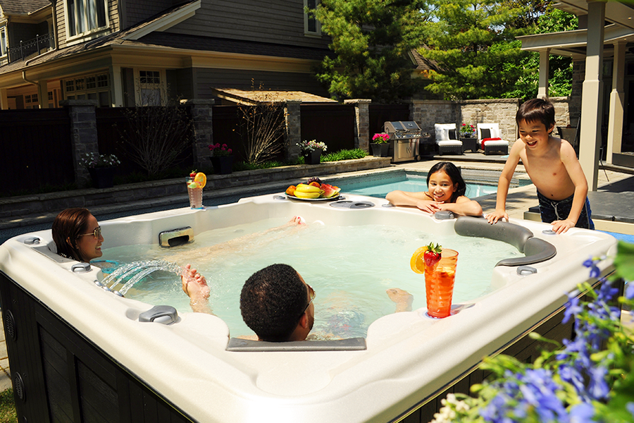 Key Features Of A Hydropool Hot Tub