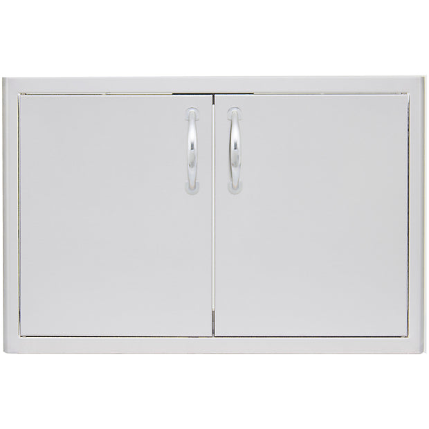 Blaze 40 Inch Double Access Door With Paper Towel Dispenser