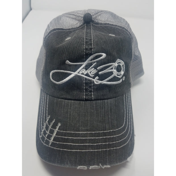 Lake30 Washed Trucker Hat