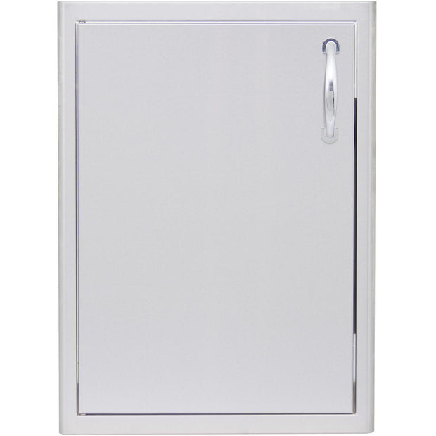 Blaze 18-Inch Single Access Door - Left Hinged (Vertical)
