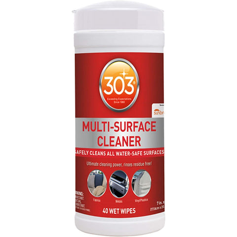 303 Multi-Surface Cleaning Wipe