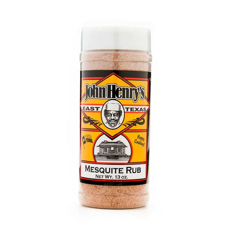 Mesquite Rub Seasoning