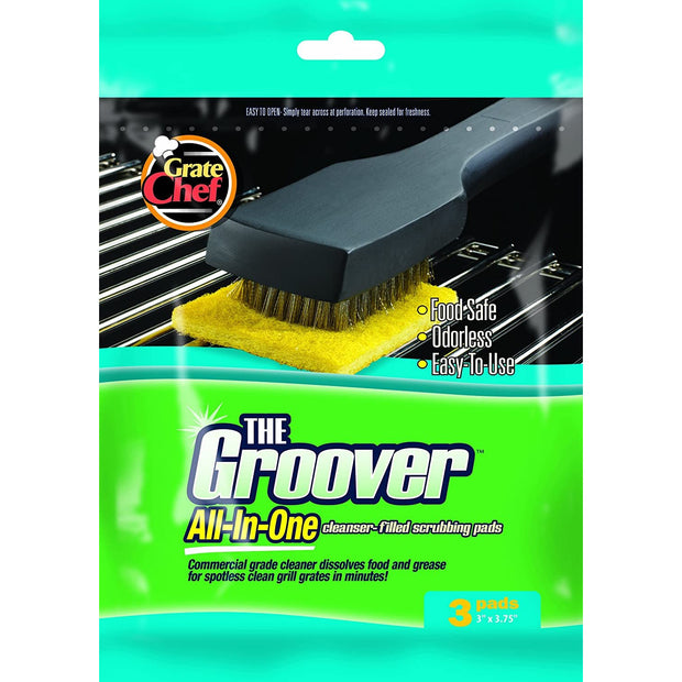 The Groover HD Pad & Cleaner