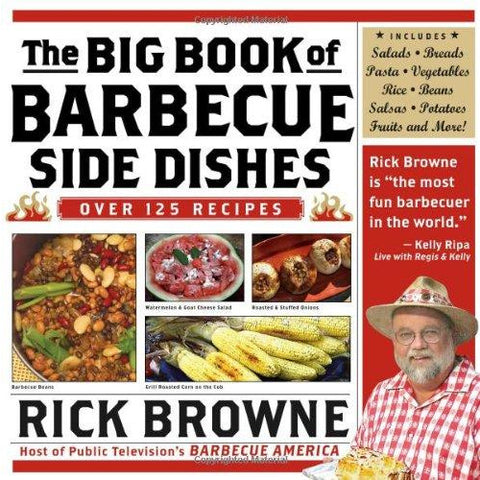 Barbecue Side Dishes Cookbook