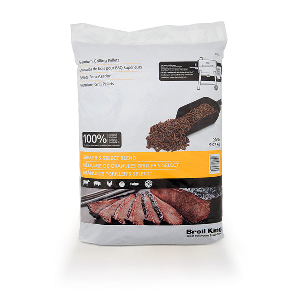 Broil King Pellets - Select Blend