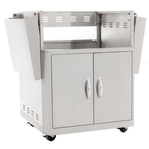 Blaze Professional Grill Cart for 27-Inch 2-Burner Gas Grill