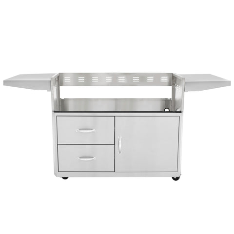 Blaze Professional Grill Cart for 44-Inch 4-Burner Gas Grill