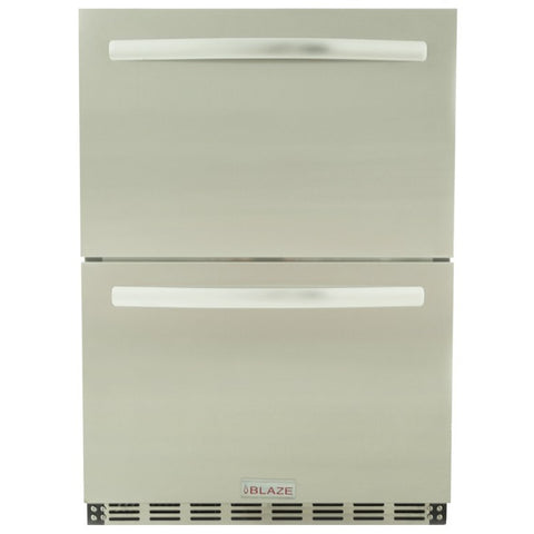 Blaze Double Drawer 5.1 Refrigerator