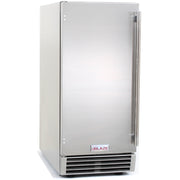 Blaze 50 Lbs 15 Inch Outdoor Ice Maker