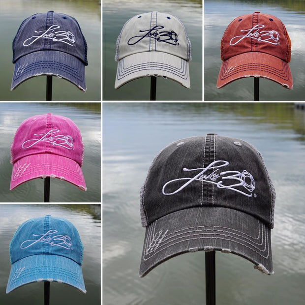 Lake30 Embroidered Hat