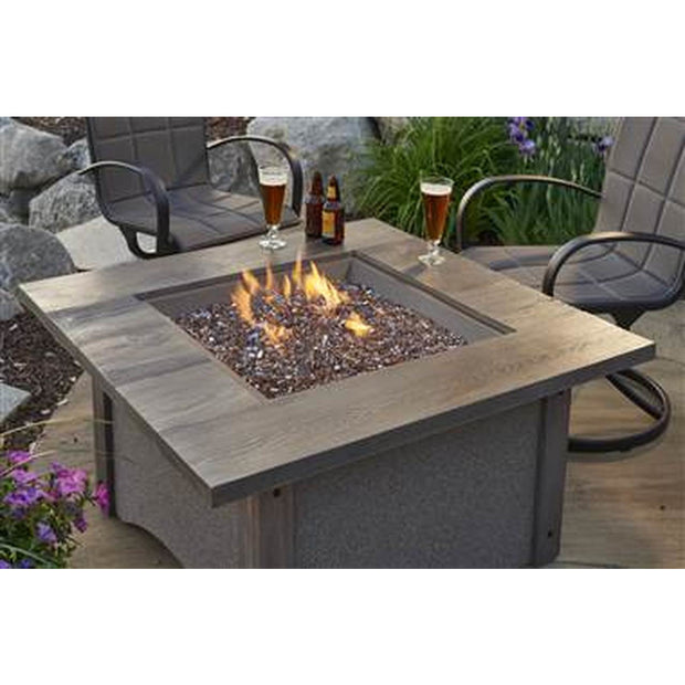Pine Ridge Square Fire Pit