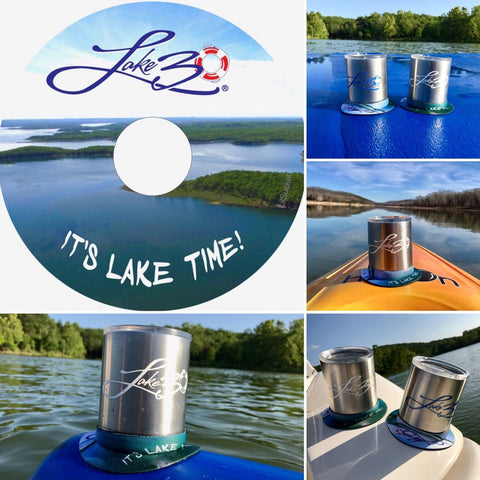 Lake30 Drink Suction Rings