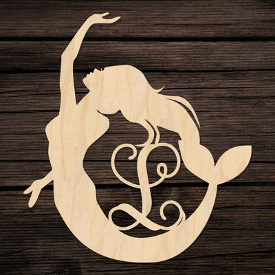 Mermaid Monogram