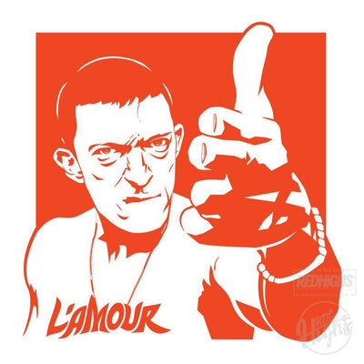 Essdeucé - La Haine-Men's T-Shirts-Red Highs-redhighs-streetwear-clothing