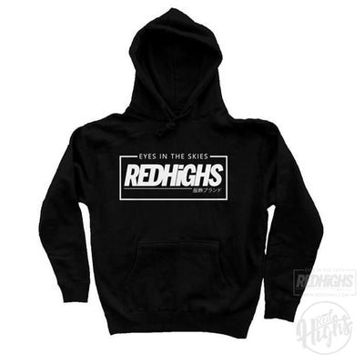 Hoodie - Manga La Haine - black-Hoodies-Red Highs-redhighs-streetwear-clothing
