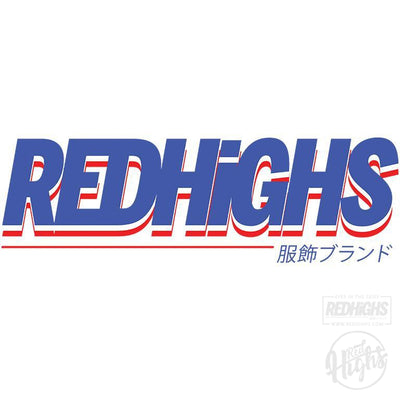 men tshirt - red highs tricolor - white-Men's T-Shirts-Red Highs-redhighs-streetwear-clothing