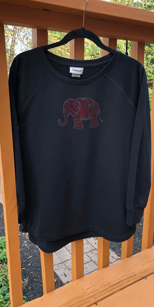 Alabama Red Elephant on style 1608