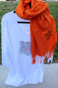 Auburn Tiger on style 1114