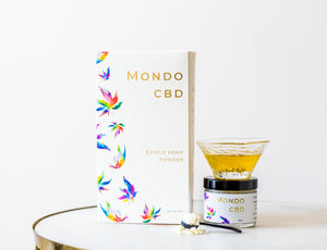 Mondo CBD Powder