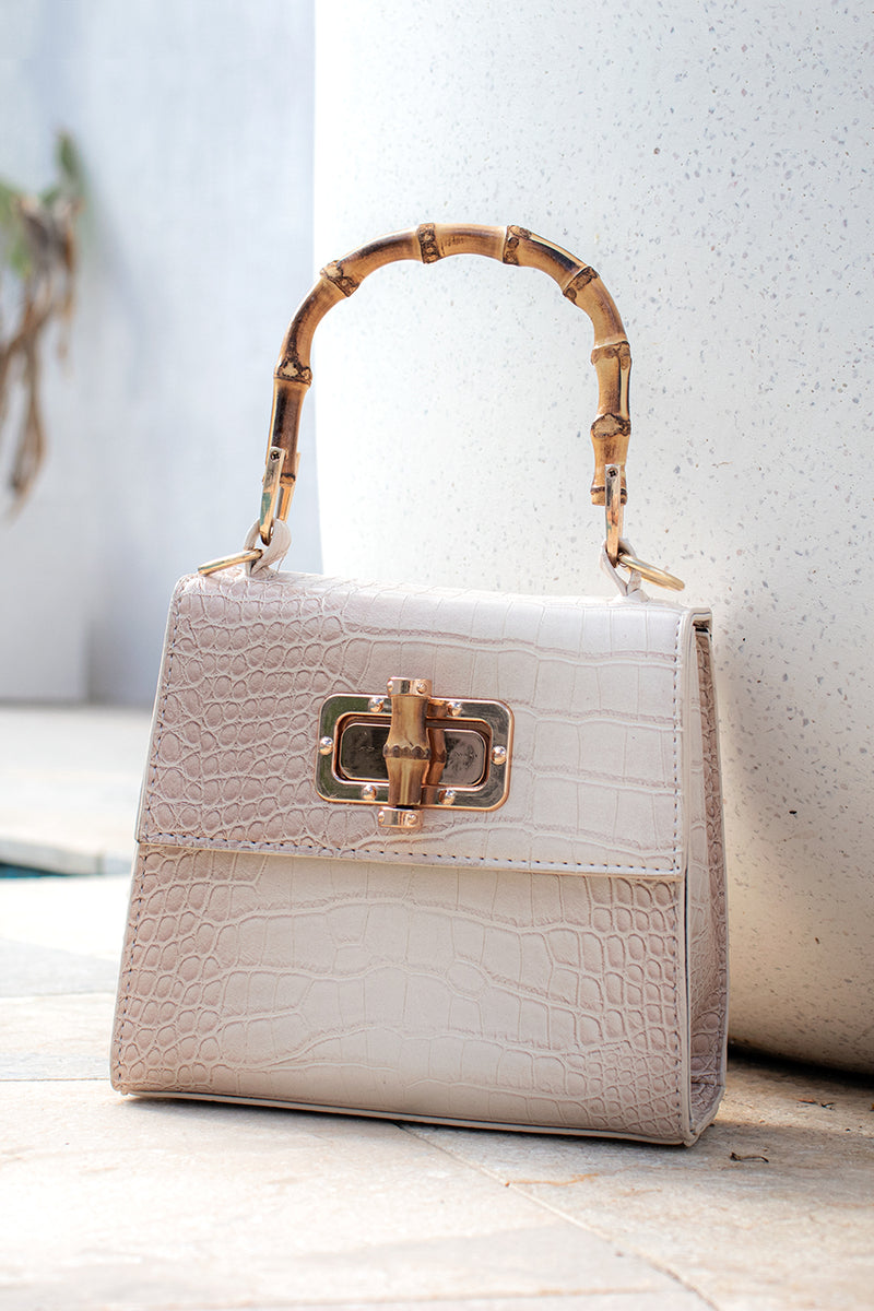 Mila Bamboo Bag