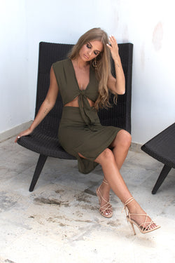 Sienna Tie Dress