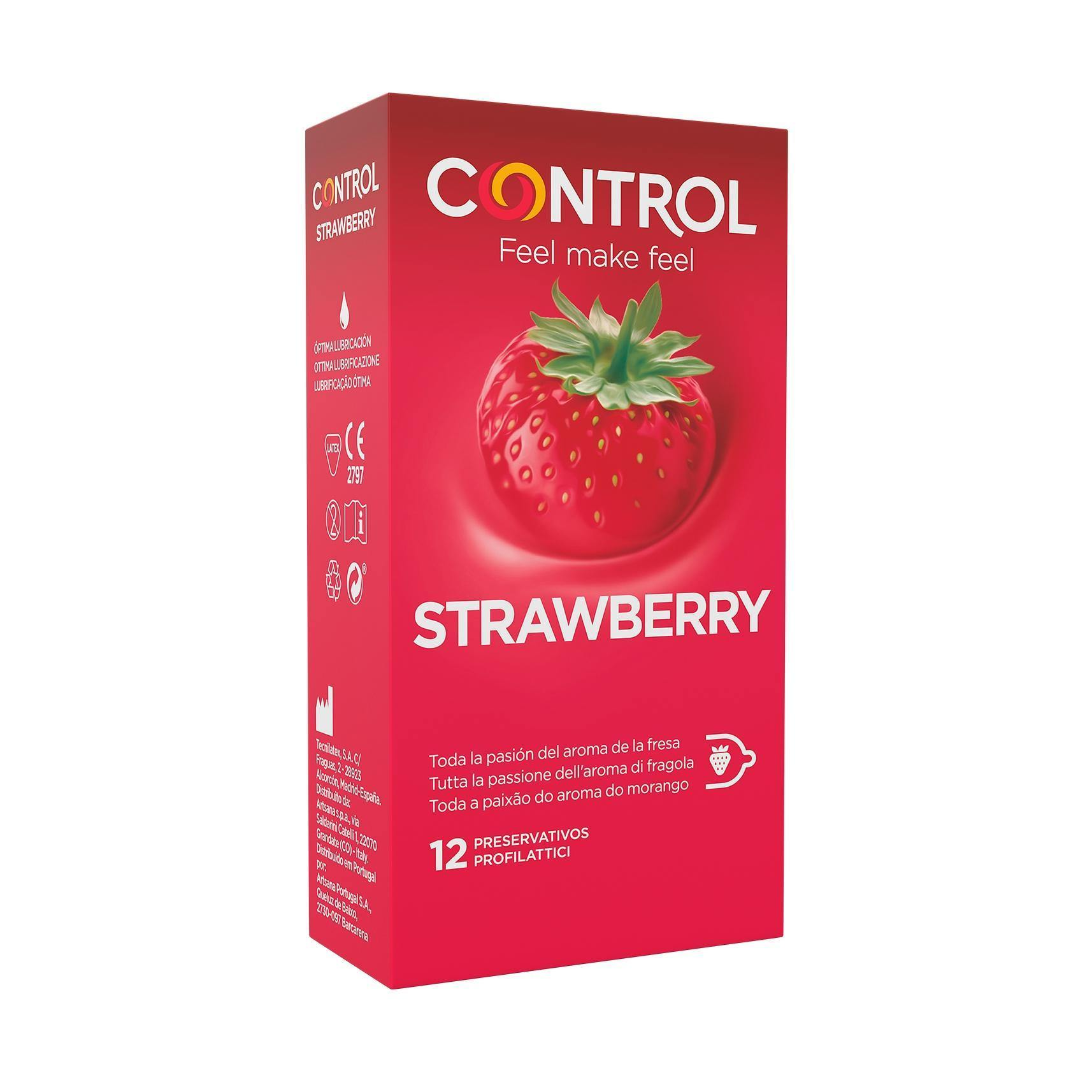 STRAWBERRY 12 UDS CONTROL