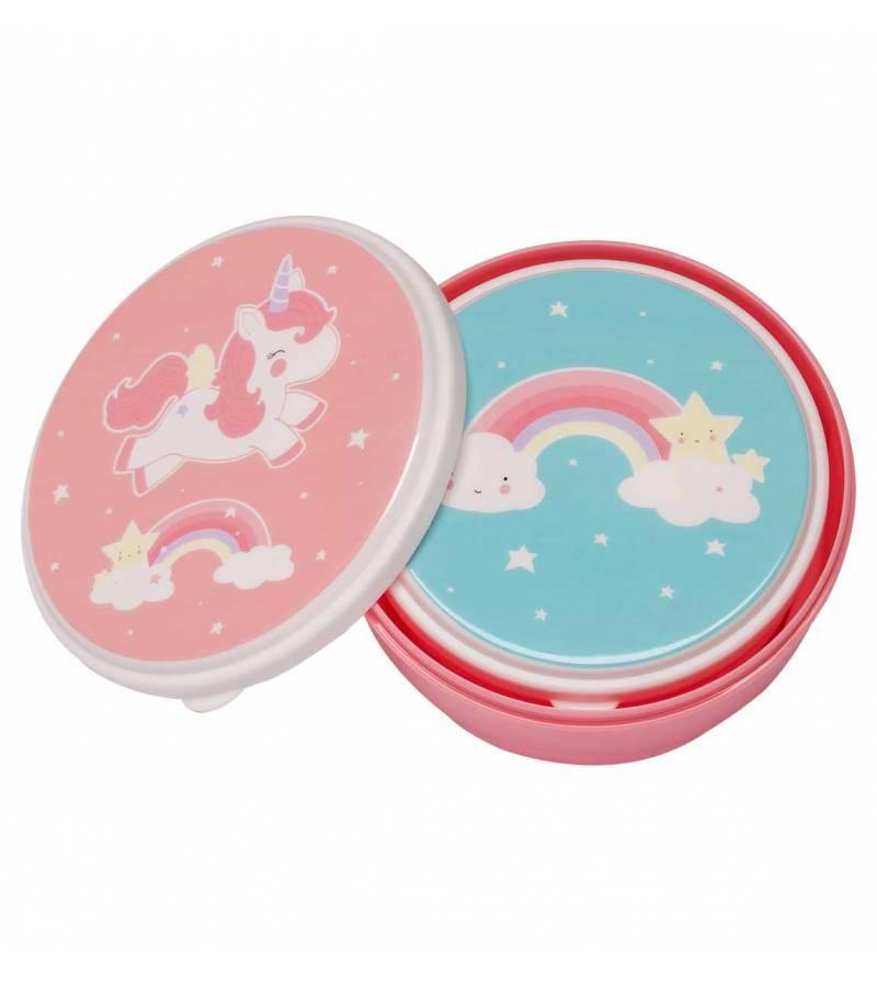 SET DE 4 CAJAS UNICORNIO LITTLE LOVELY - Farmashopping