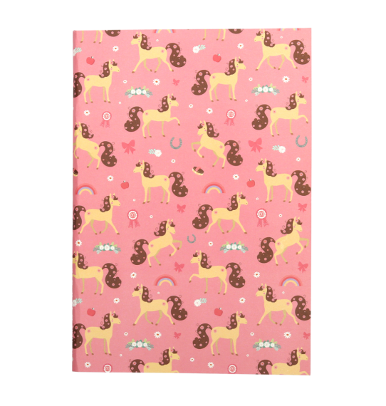 LIBRETA DISENO CABALLO LITTLE LOVELY - Farmashopping