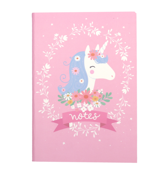 LIBRETA DISENO UNICORNIO LITTLE LOVELY - Farmashopping