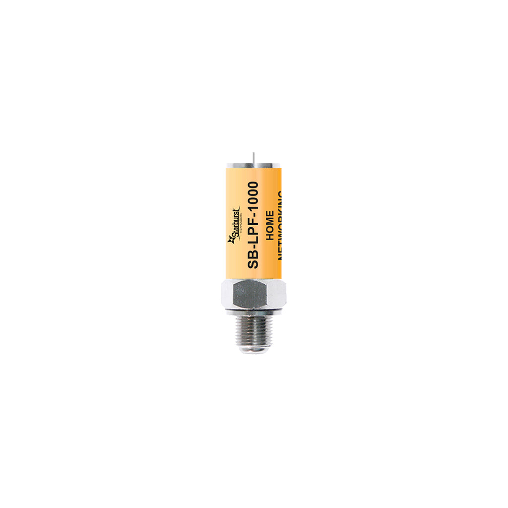 SB-LPF-1002 Low Pass Filter MoCA POE Point Of Entry For Ethernet Over Coax Universal Home Networking