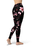 Butterfly Sakuras Leggings