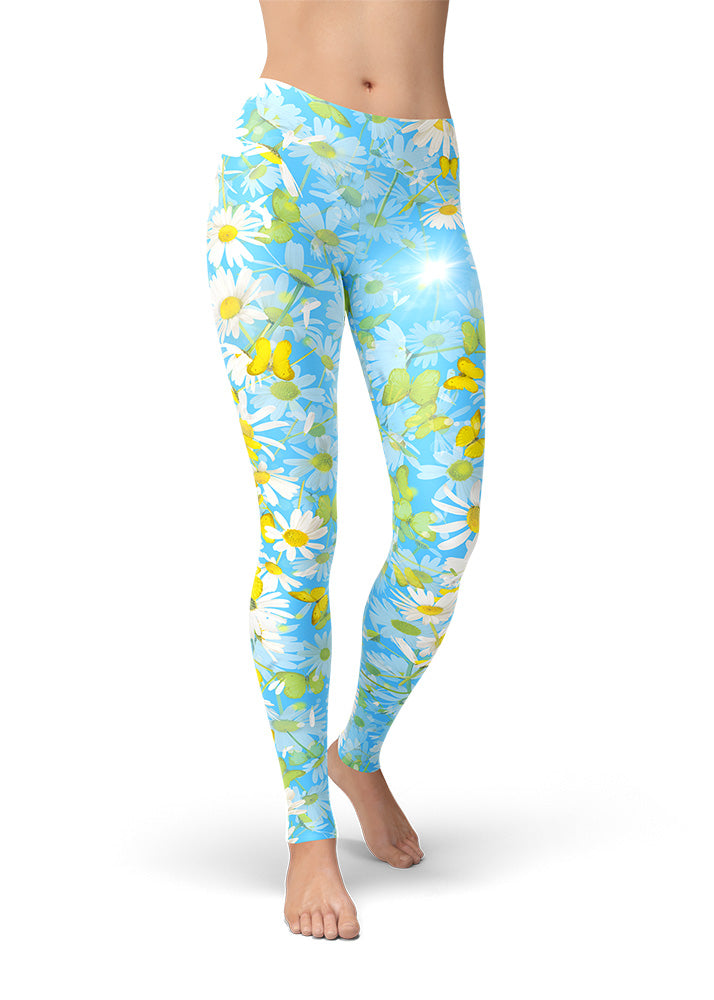 Daisy Sky Leggings