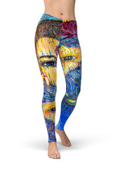 Deep Silence Leggings